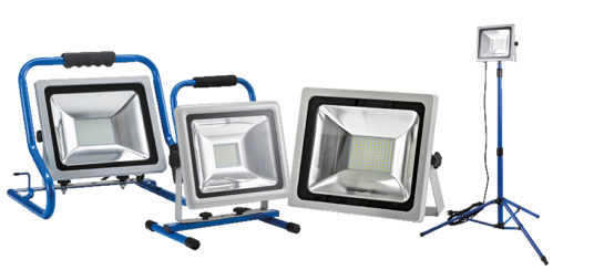 HEDI LED-Strahler Übersicht
