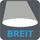 LED-Leuchte Breitstrahl