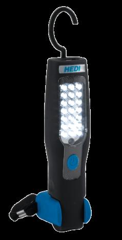 HEDI LED-Handleuchte Komfort