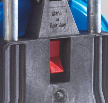 HEDI Kabeltrommel Rotationsstoppschalter